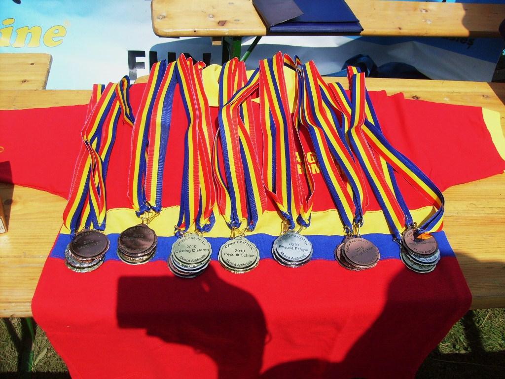 Medalii Finala 2010