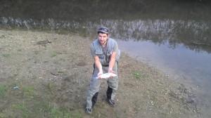 pescuit la musca - avat la musca
