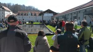Goran Andresson demonstration