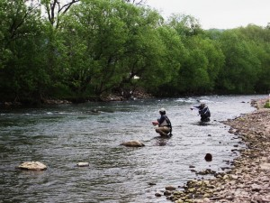 Fly Fishing extreme juniors