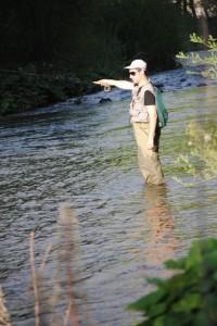 pescuit la nimfa